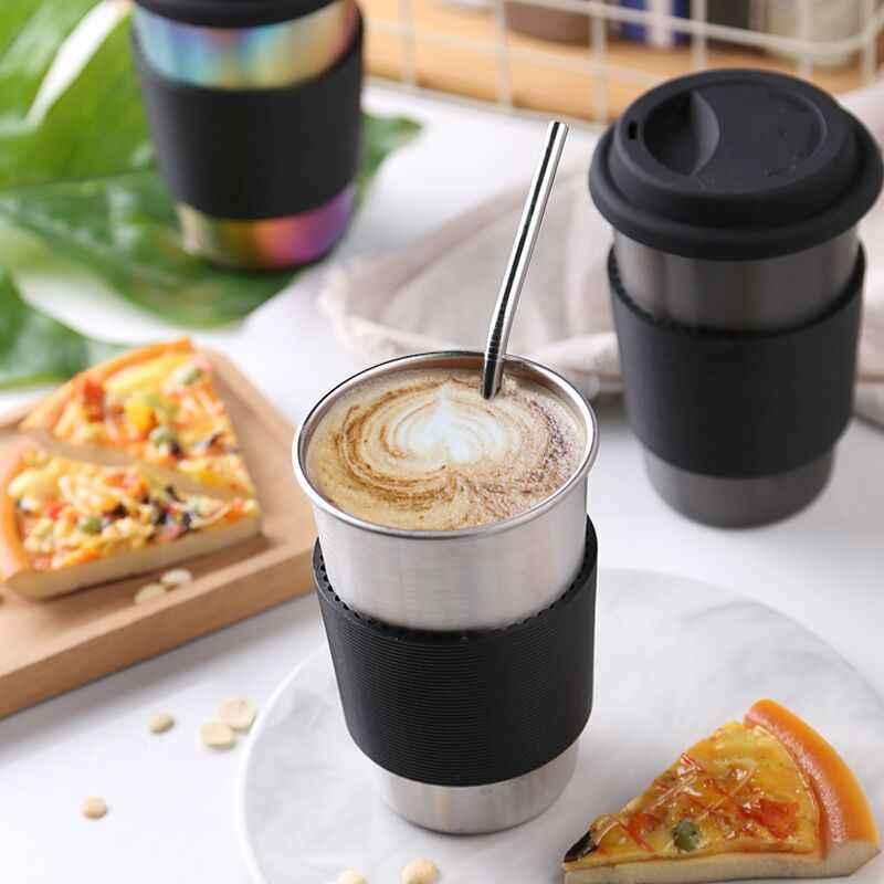 кружки для кофе многоразовые