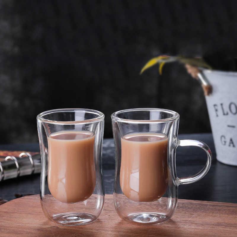 кружки для кофе с двойными стенками