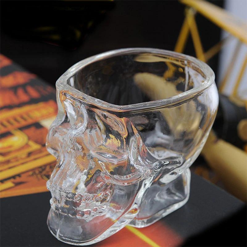 кубок череп