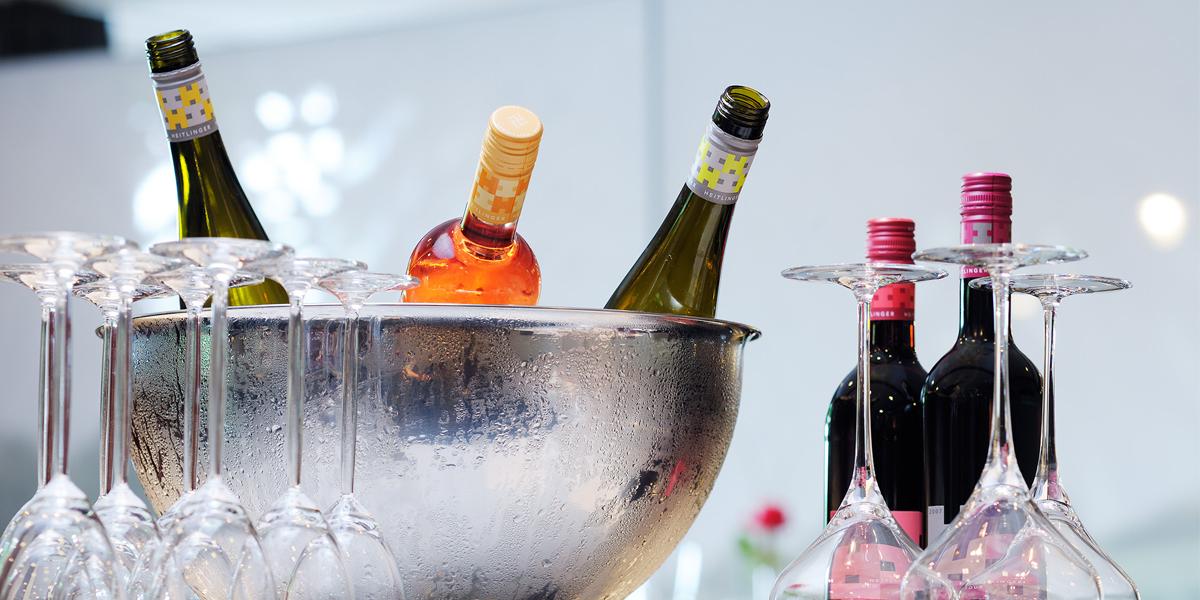 кулер для шампанского вина