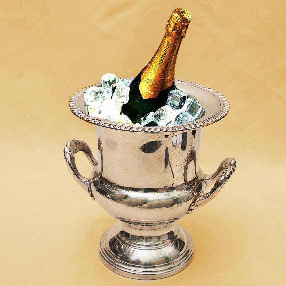 кулер для шампанского винтаж