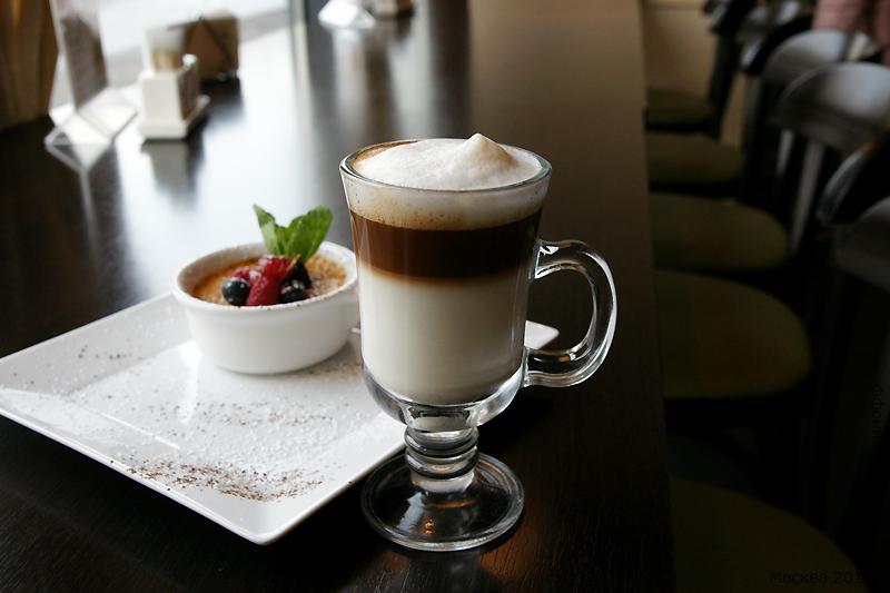 кофе латте фото