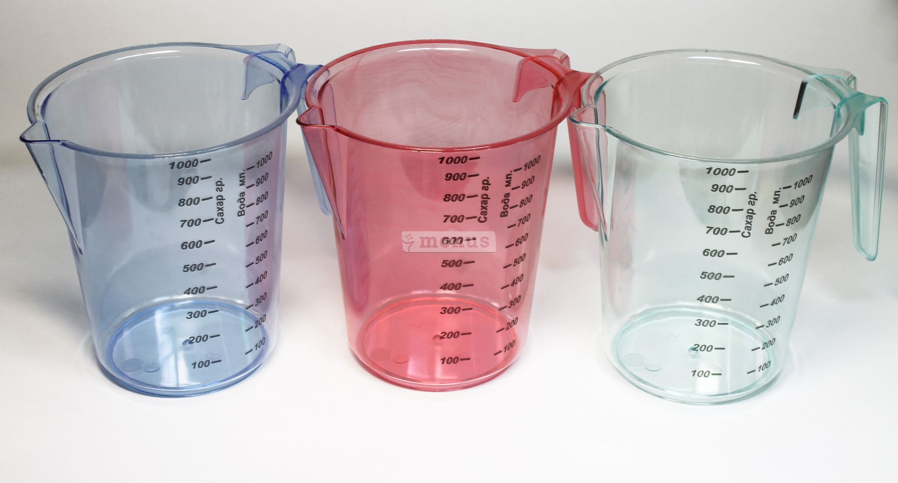 мерные стаканы прозрачные