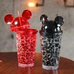 многоразовые стаканы с крышкой и трубочкой идеи варианты