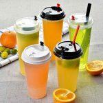 многоразовые стаканы с крышкой и трубочкой фото видов