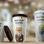 многоразовый стакан для кофе фото декора