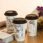 многоразовый стакан для кофе идеи