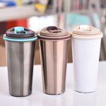 многоразовый стакан для кофе фото оформления