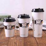 многоразовый стакан для кофе идеи вариантов
