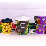 многоразовый стакан для кофе виды дизайна