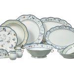 набор столовых тарелок для кухни фото дизайн