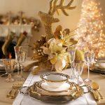 новогодние скатерти и салфетки варианты фото