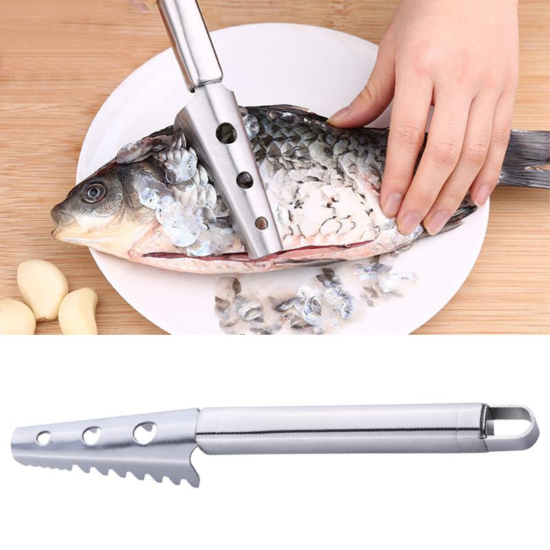 нож для чистки рыбы Borner