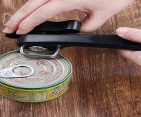 нож для консервных банок