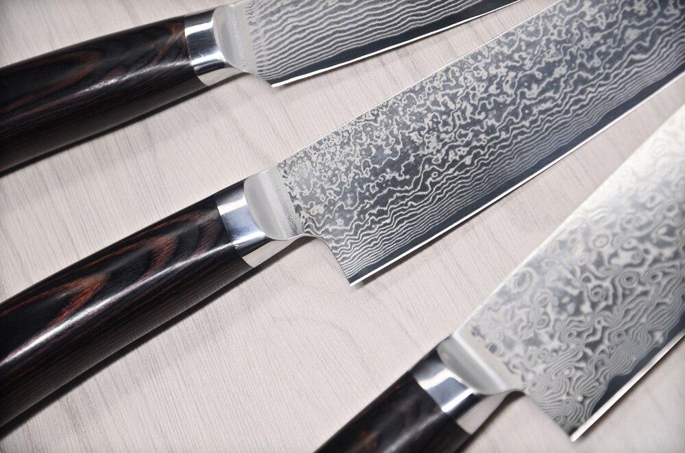 ножи дамасская сталь фото