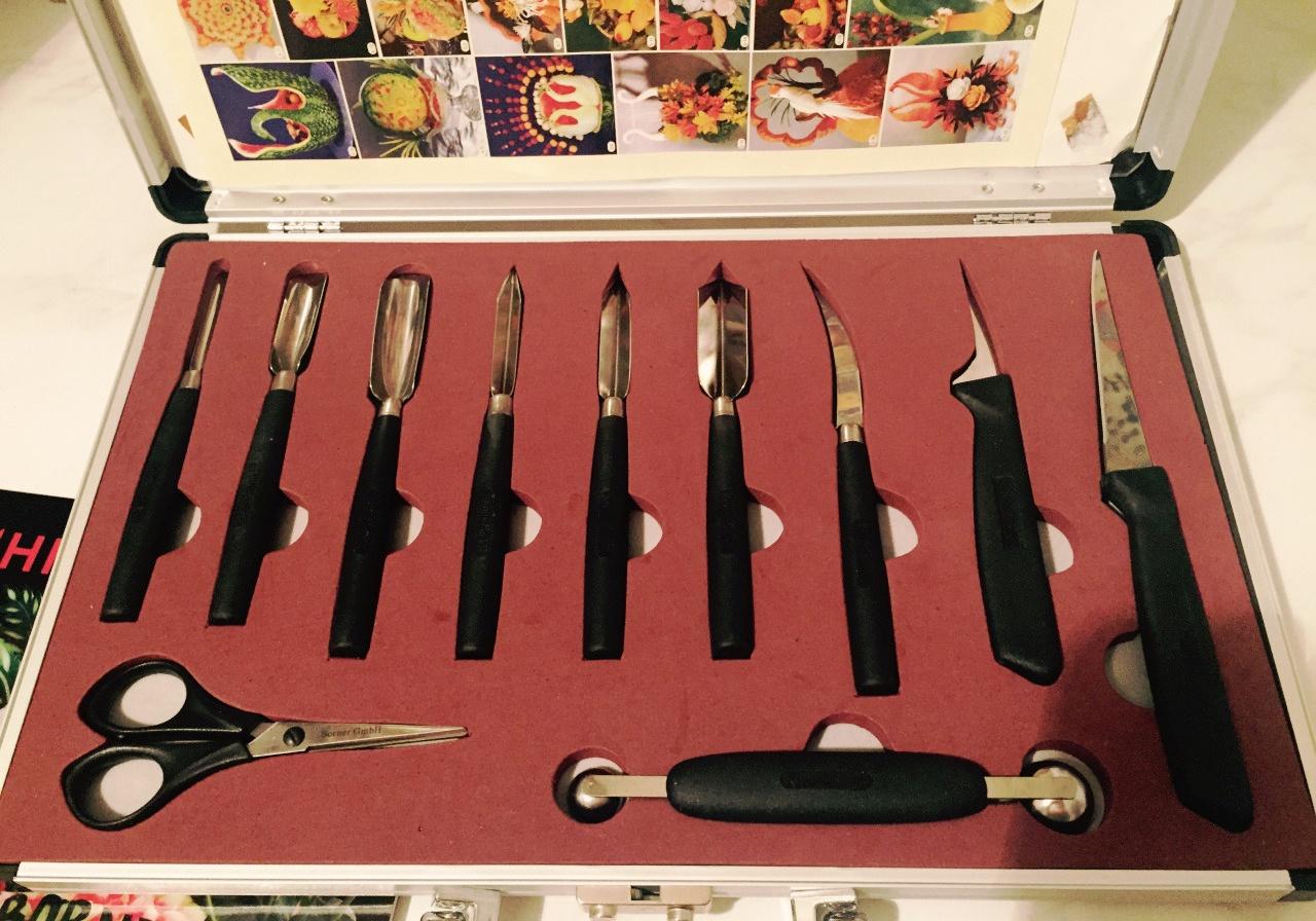 ножи для карвинга Borner