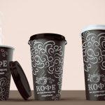оригинальные кофейные стаканчики идеи