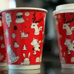 оригинальные кофейные стаканчики варианты