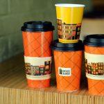 оригинальные кофейные стаканчики виды