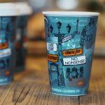 оригинальные кофейные стаканчики обзор фото