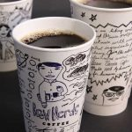 оригинальные кофейные стаканчики идеи обзор
