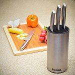 подставки для кухонных ножей оформление