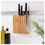 подставки для кухонных ножей оформление фото