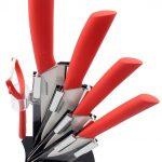 подставки для кухонных ножей идеи оформление