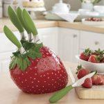 подставки для кухонных ножей фото варианты