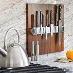 подставки для кухонных ножей виды идеи