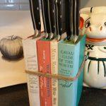 подставки для кухонных ножей идеи фото
