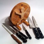 подставки для кухонных ножей идеи обзоры