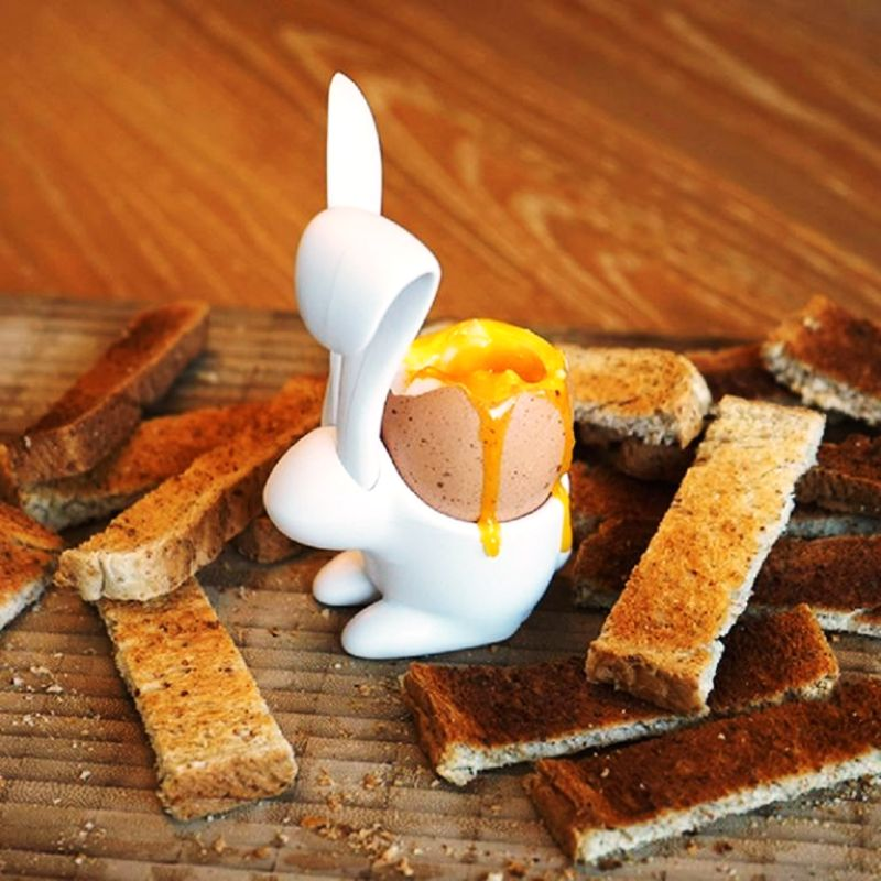 фирменная подставка под яйцо