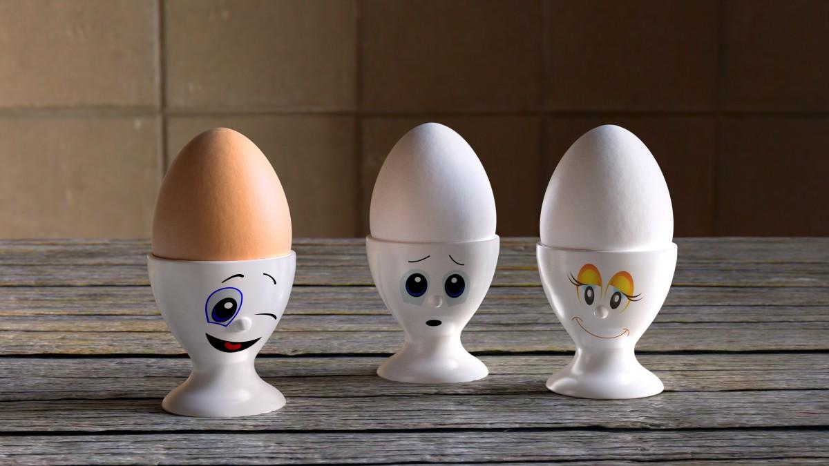яичные подставки