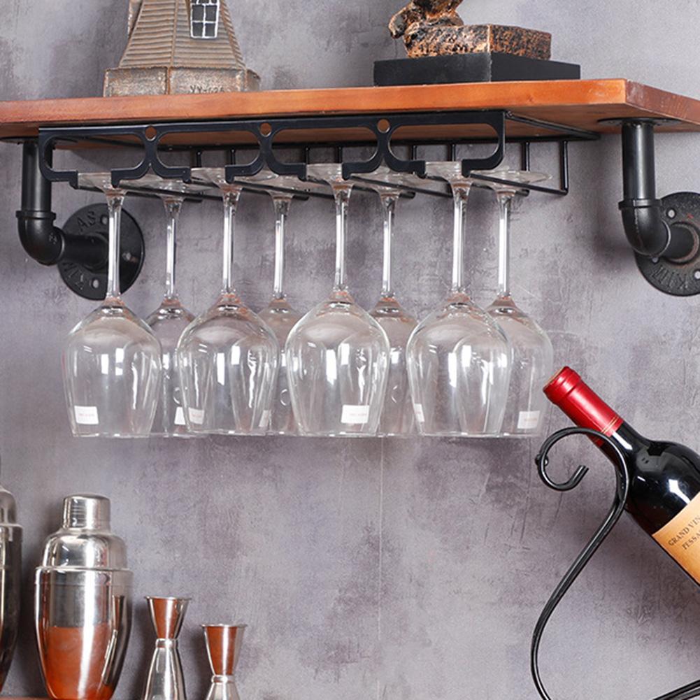 подвесной держатель бокалов