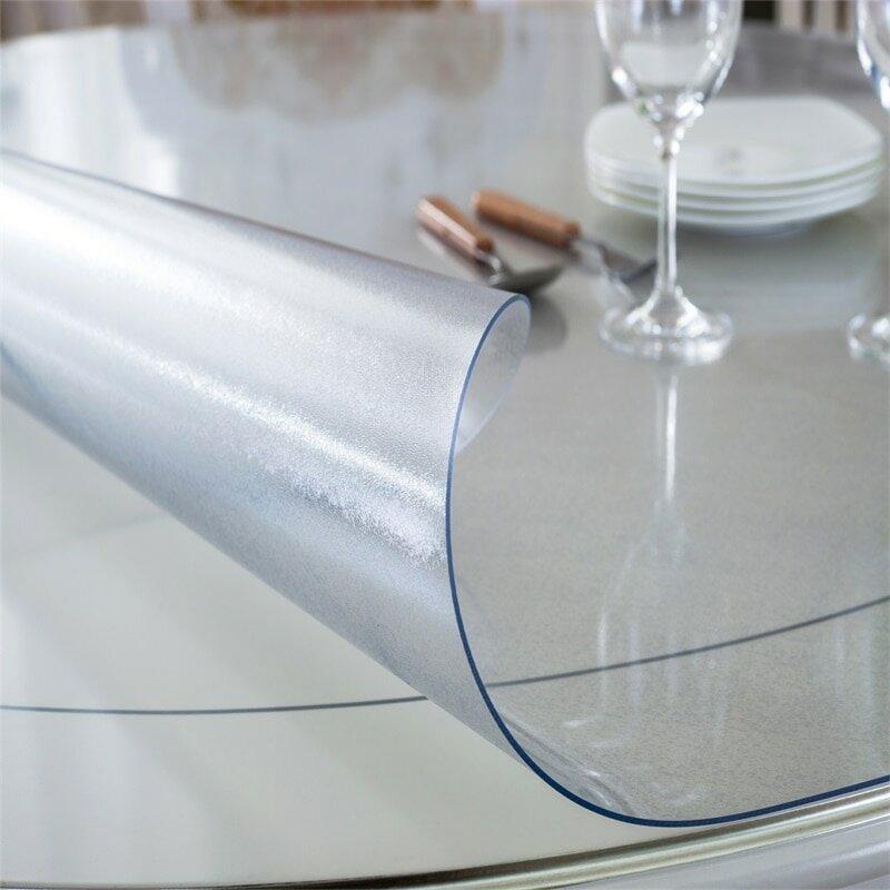 покрытие для стола мягкое сткло