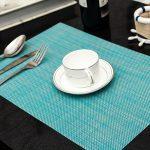 сервировочные салфетки коврики для тарелок идеи дизайна