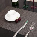 сервировочные салфетки коврики для тарелок декор
