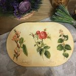 сервировочные салфетки коврики для тарелок декор фото