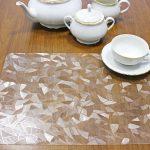 сервировочные салфетки коврики для тарелок оформление