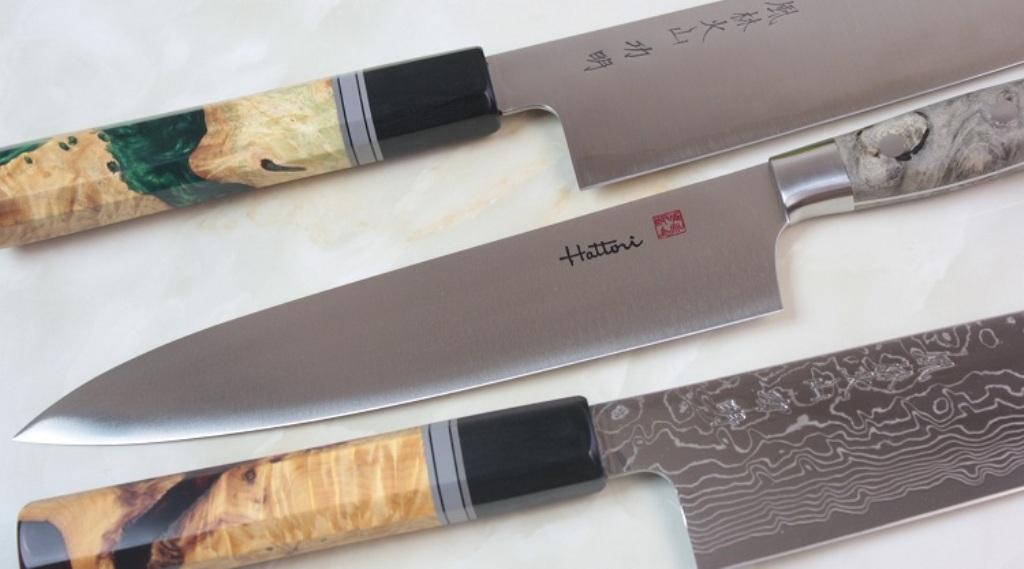 шеф ножи