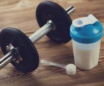 шейкер для протеина