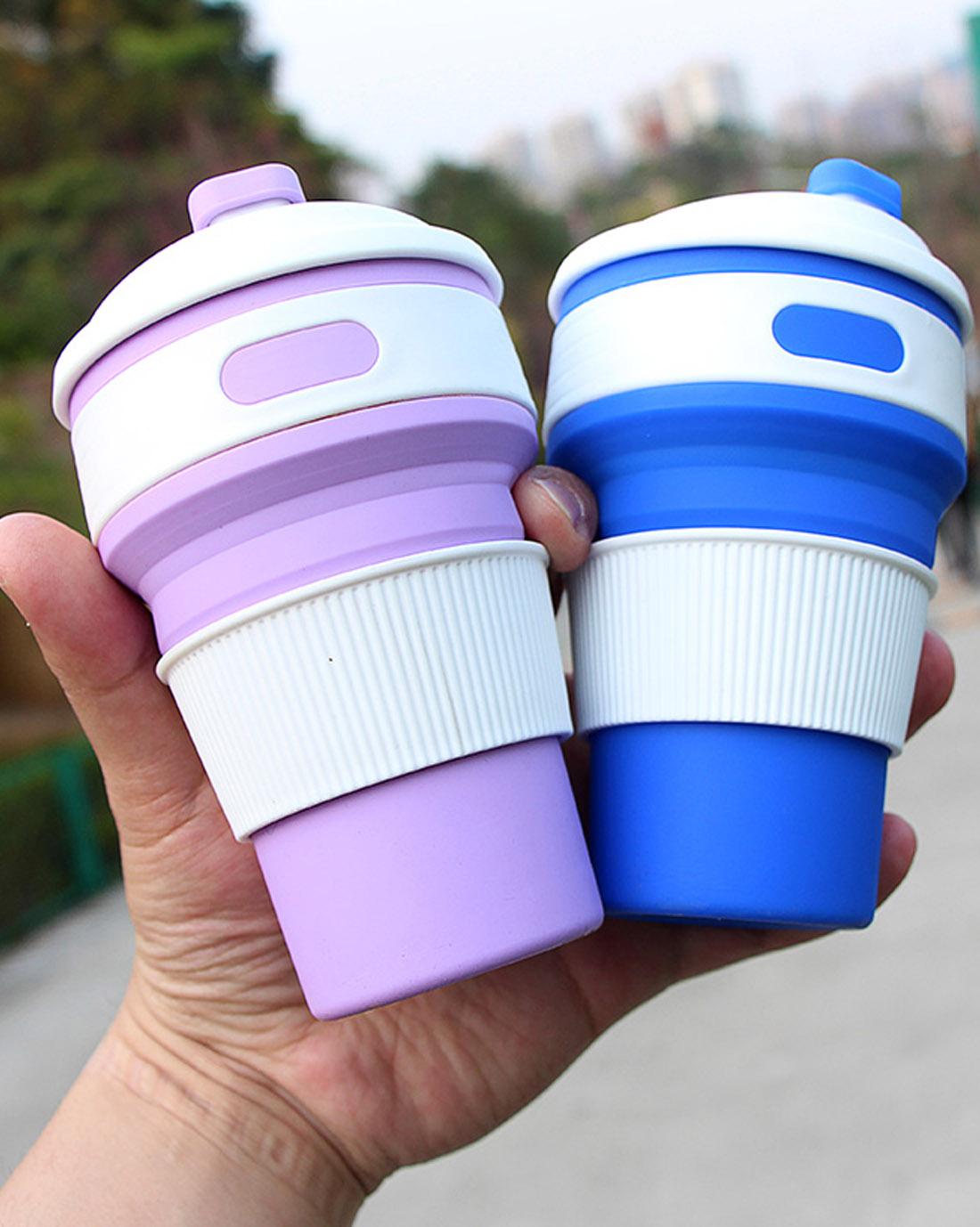 силиконовые стаканы для кофе