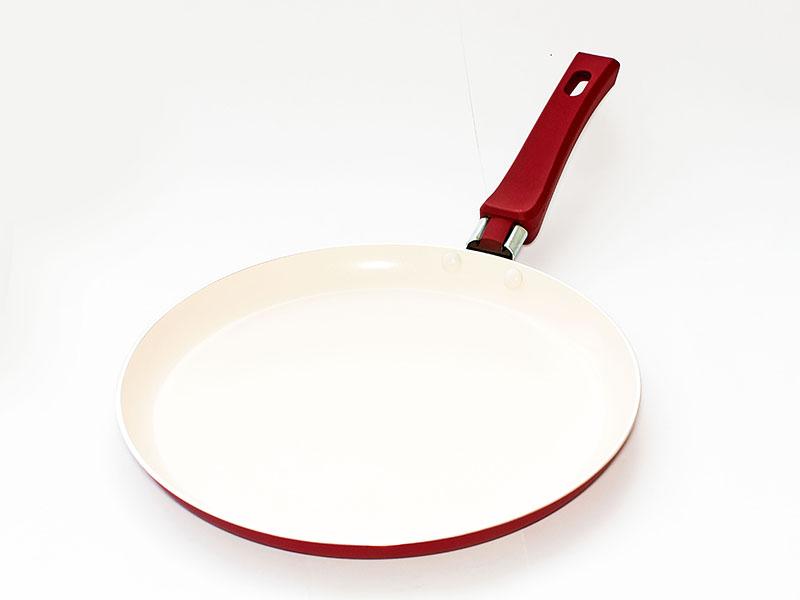 сковорода для блинов и оладий керамика