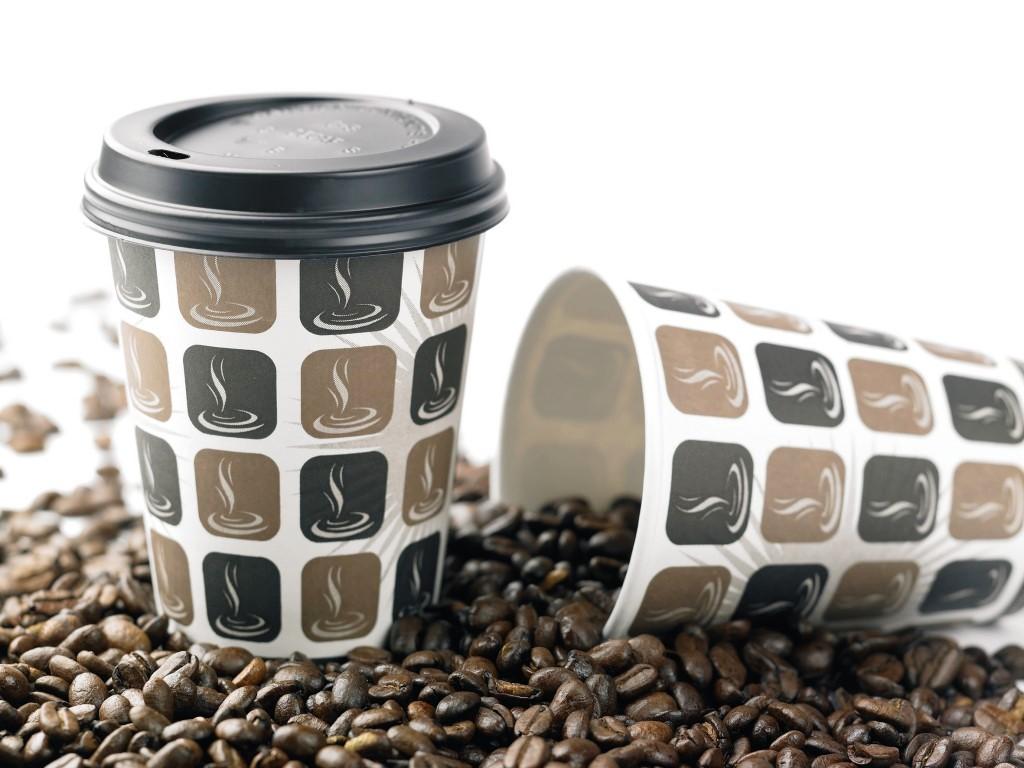 стаканчики бумажные для кофе