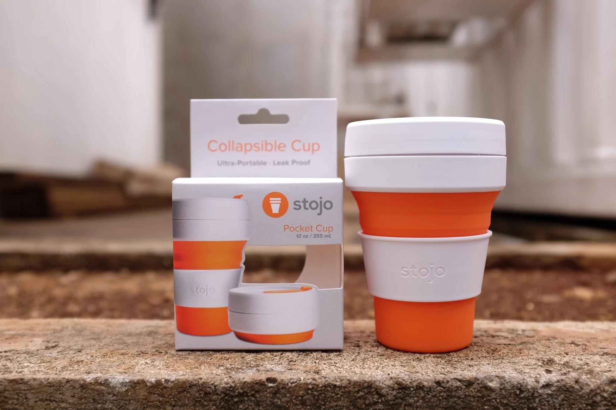 стаканы для кофе Stojo