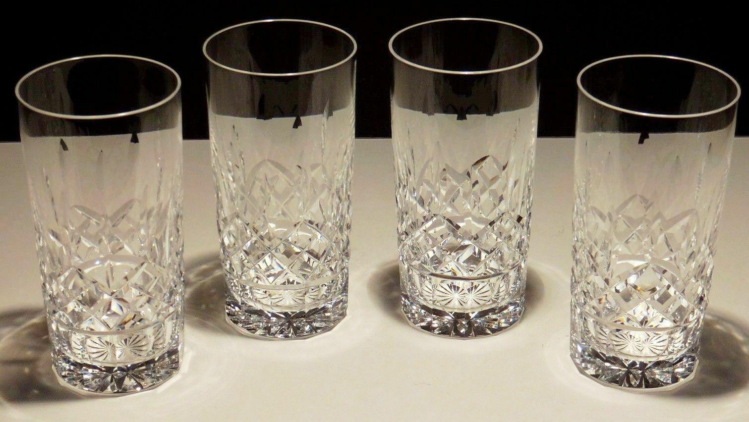 стаканы из хрусталя дизайн