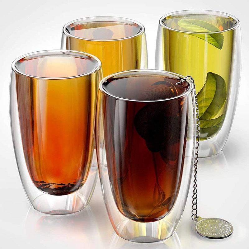 стаканы с двойными стенками фото