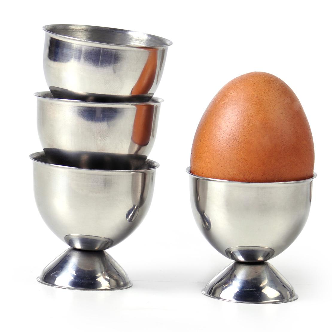 стальные подставки для яиц