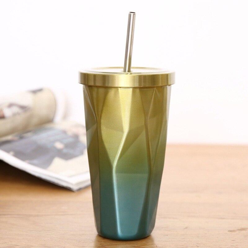 стальные стаканы для кофе